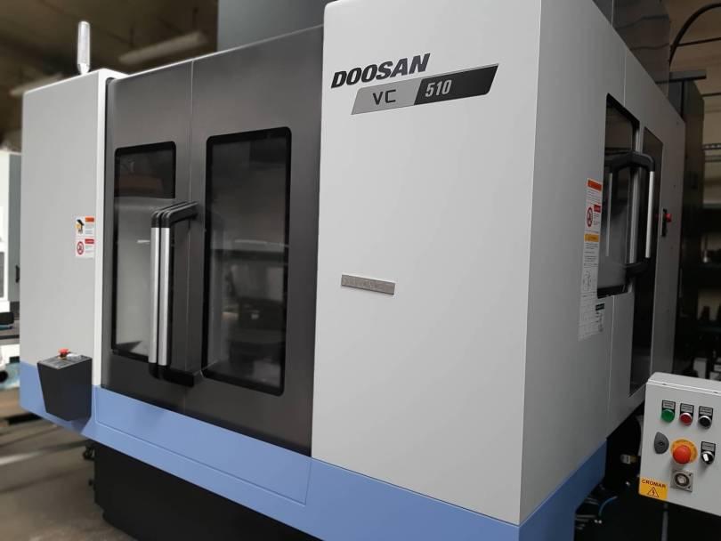 DOOSAN VC510